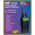 Émetteur-récepteur bibande VHF-UHF CRT-2FP