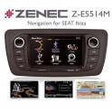 ZENEC Z-E5514M la station multimedia specifique SEAT IBIZA