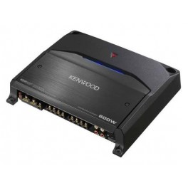 KENWOOD KAC-8404 High Performance 4/3/2 channel Power Amplifier