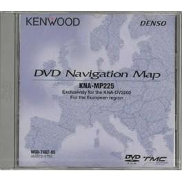 KENWOOD KNA-MP225 DVD-ROM 2006 pour le système de navigation KNA
