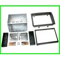 Kit integration 2 DIN MERCEDES CLASSE E 2002-2009 (W211) - NOIR