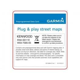 KENWOOD KNA-SD11E Carte SD avec mise à jour Version 11