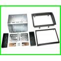 Kit integration 2 DIN PORSCHE CAYENNE 2002-2010 (9PA/92) NOIR
